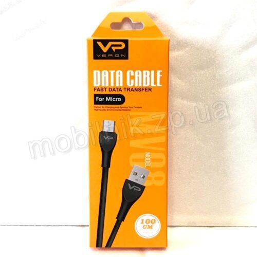 Купить в Запорожье Кабель Micro USB Veron For Micro 1m