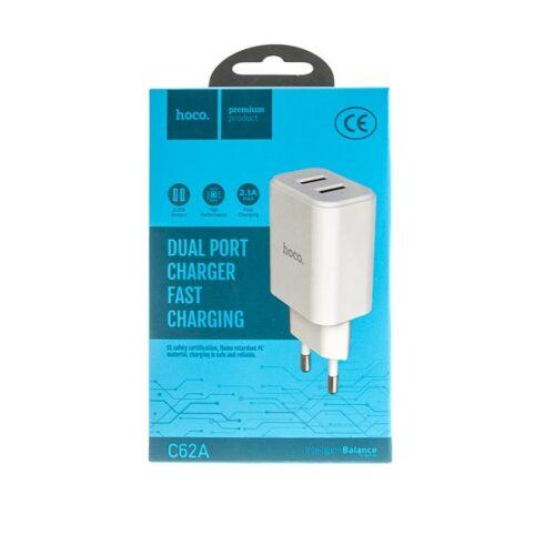 Зарядное устройство Hoco C62A Купить в Запорожье