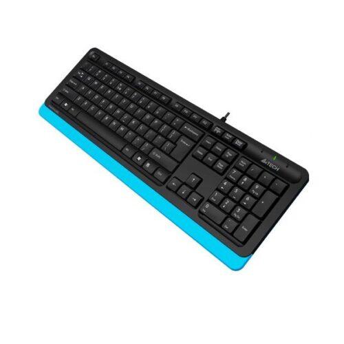 Клавиатура A4tech FK10 (Blue) Купить в Запорожье