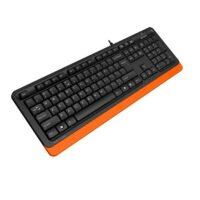 Клавиатура A4tech FK10 (Orange)