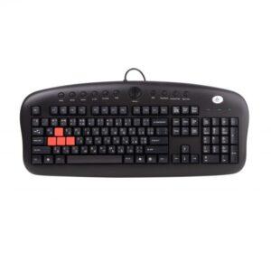 Клавиатура A4Tech KB-28G Multimedia Купить в Запорожье