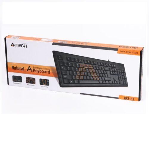 Клавиатура A4Tech KR-85 USB Купить в Запорожье