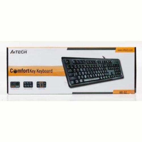 Клавиатура A4Tech KR-92 USB Купить в Запорожье