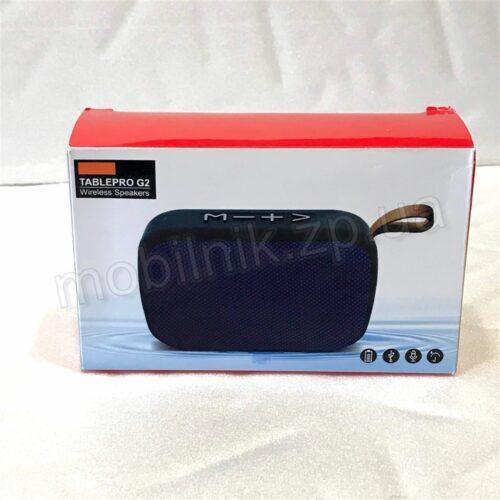 Колонка Table Pro G2 Bluetooth Gray Купить в Запорожье