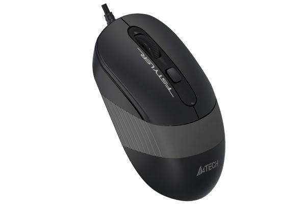 Мышь A4tech FM10 Fstyler Black-Grey Купить в Запорожье