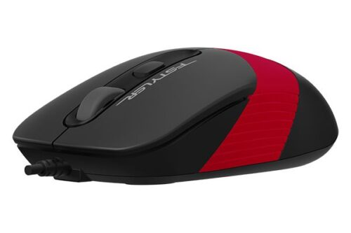 Мышь A4tech FM10 Fstyler Black-Red Купить в Запорожье