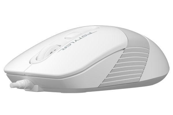 Мышь A4tech FM10 Fstyler White-Gray Купить в Запорожье