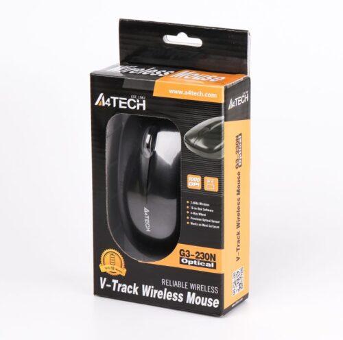 Мышь A4Tech G3-230N USB беспроводная Купить в Запорожье