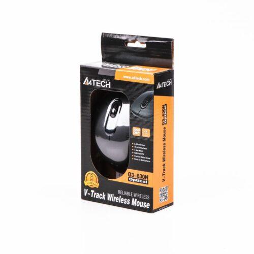 Мышь A4Tech G3-630N USB беспроводная Купить в Запорожье