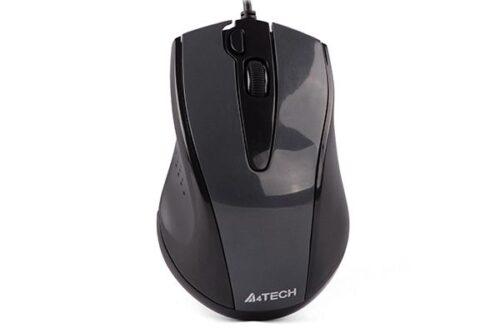 Мышь A4Tech N-500FS USB Silent Click (бесшумная) Купить в Запорожье