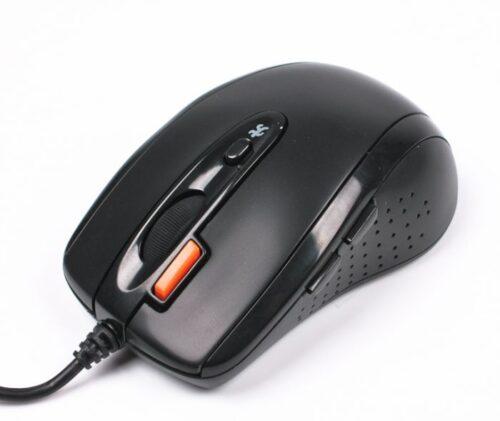 Мышь A4Tech N-70FX black V-TRACK USB Купить в Запорожье