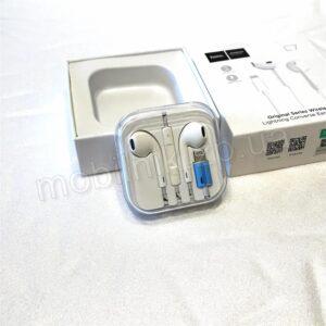 Наушники Bluetooth Hoco L7 with Lightning