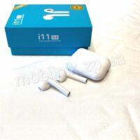 Наушники Bluetooth i11 Touch White