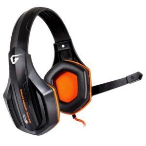 Наушники Gemix W-330 black-orange Купить в Запорожье
