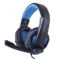 Наушники Gemix W-360 black-blue