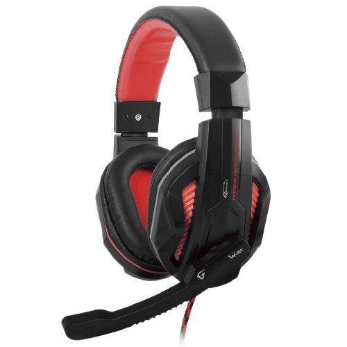 Наушники Gemix W-360 black-red Купить в Запорожье