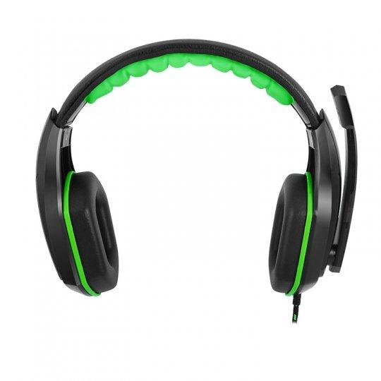 Наушники Gemix X-350 black-green Купить в Запорожье