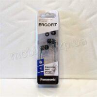 Наушники Panasonic Ergofit RP-HJE125 Black