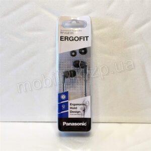 Наушники Panasonic Ergofit RP-HJE125 Black Купить в Запорожье