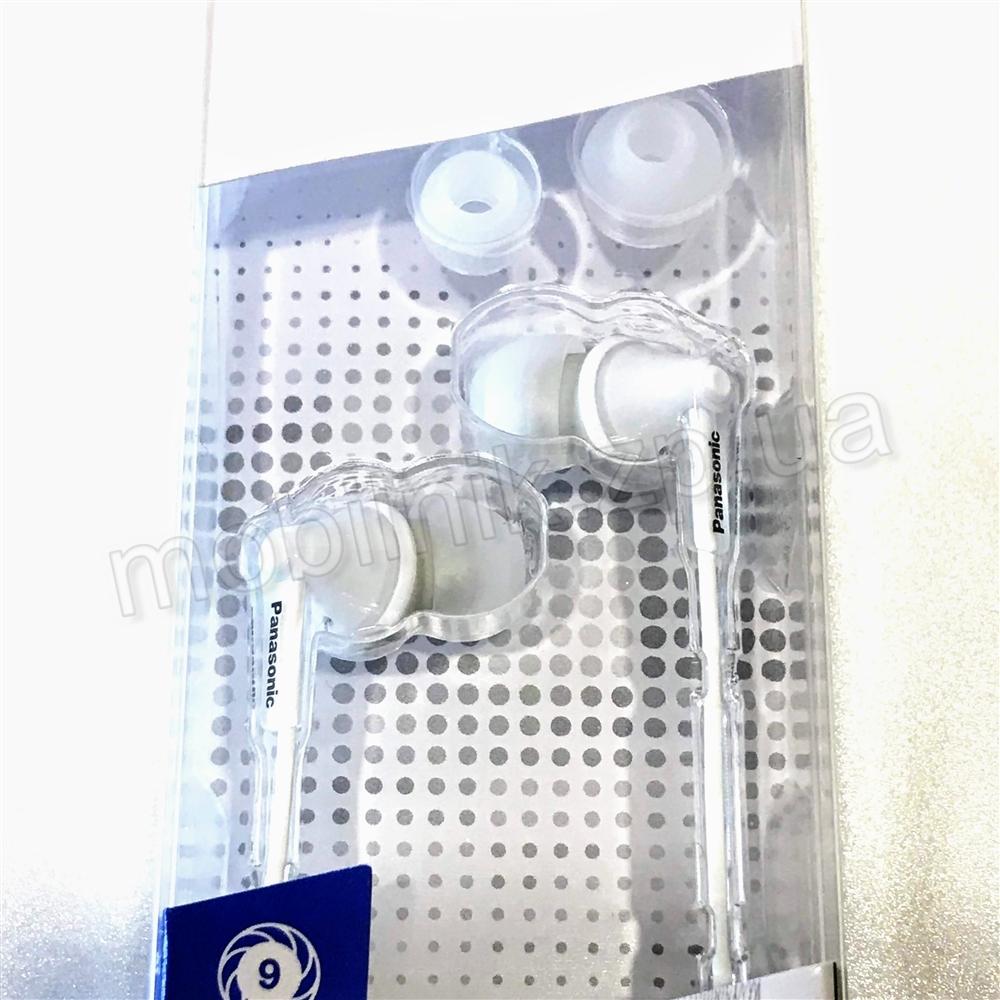 Наушники Panasonic Ergofit RP-HJE125 White Купить в Запорожье