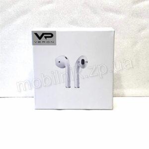 Наушники Bluetooth Veron (VR-01) TWS White