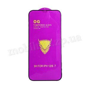 Захисне скло для iPhone 12 Pro Max
